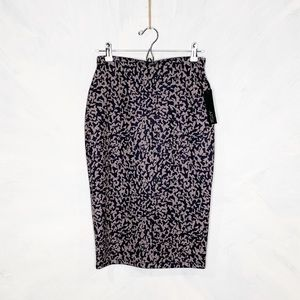APT 9 Fitted Scuba Pencil Skirt
